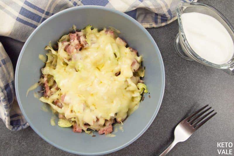 serve 2 minute reuben bowl