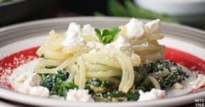 spanakopita noodles