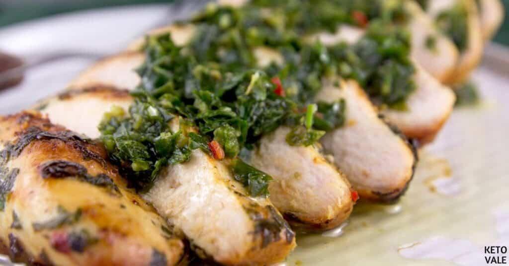 chimichurri chicken