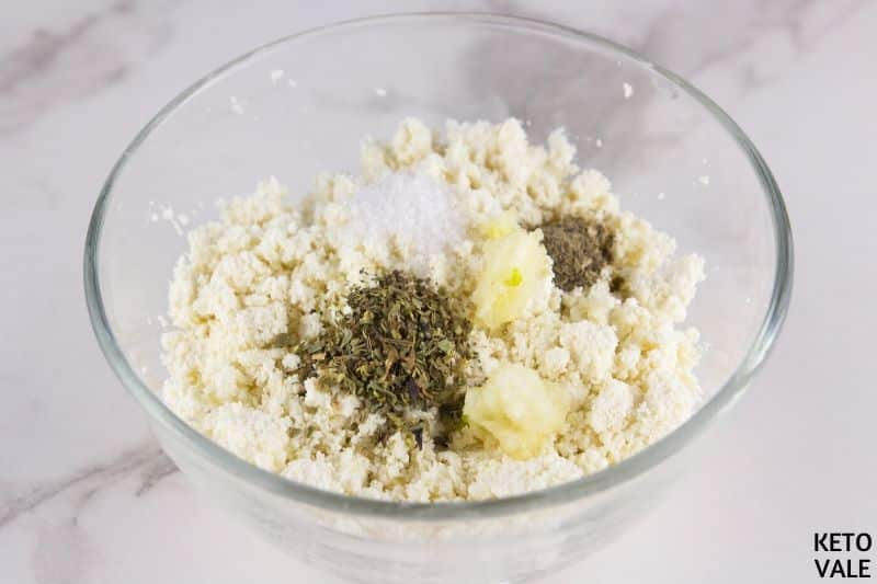 mix ricotta garlic italian seasoning