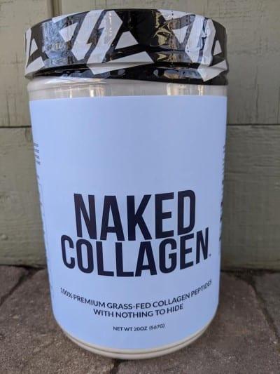 Naked Collagen Peptides