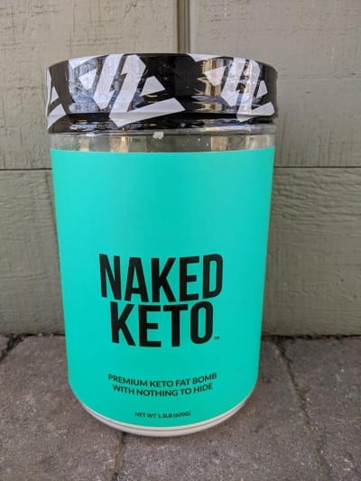 Naked Keto Fat Bomb Powder