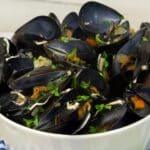 instant pot mussels