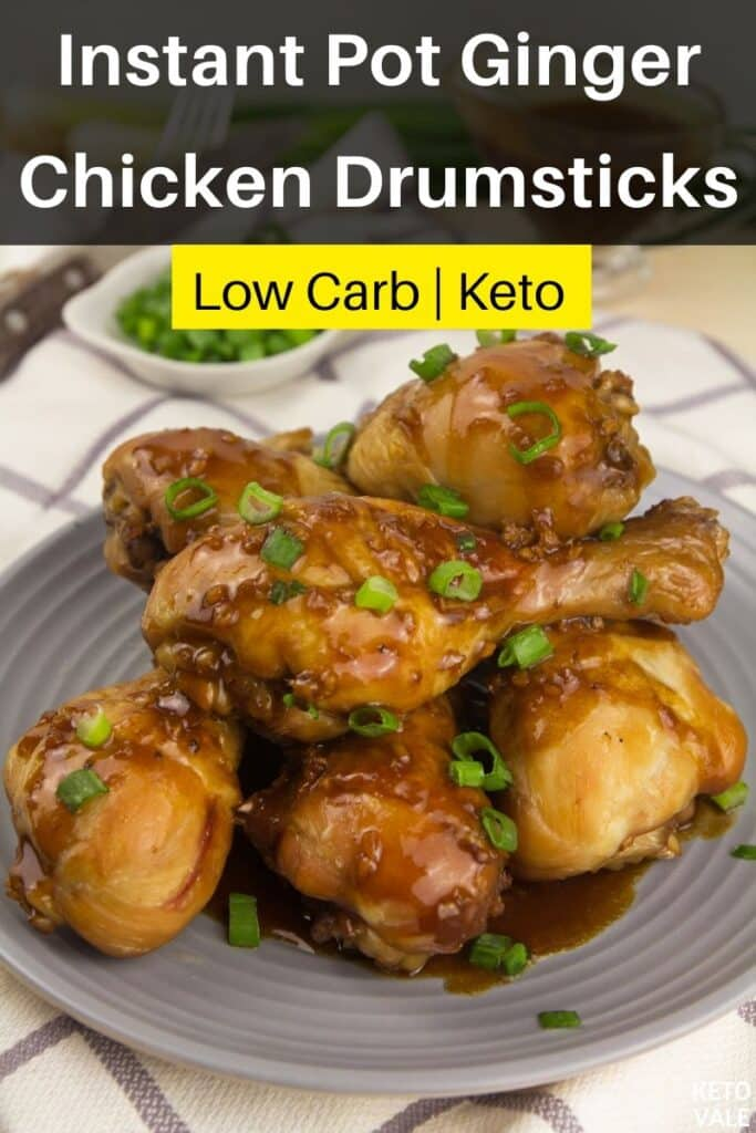 low carb instant pot chicken drumsticks