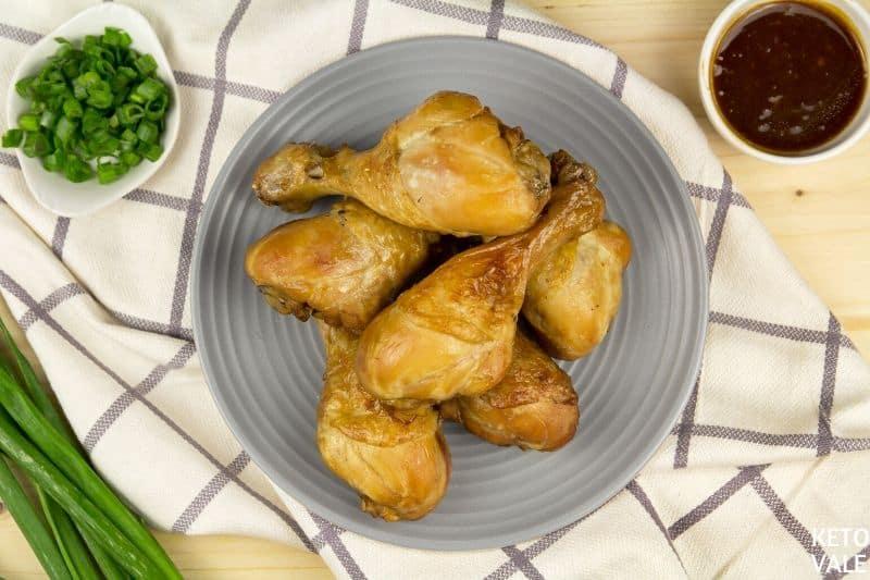 serve with chicken gravy sauce