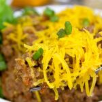 instant pot sloppy joes bowls