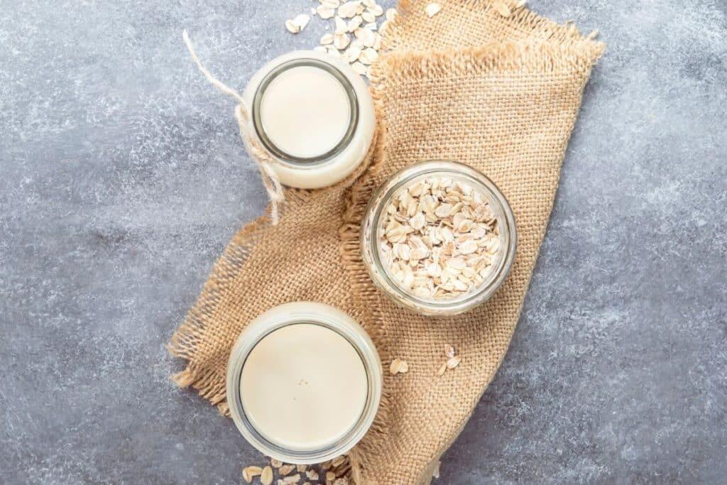 oat milk keto